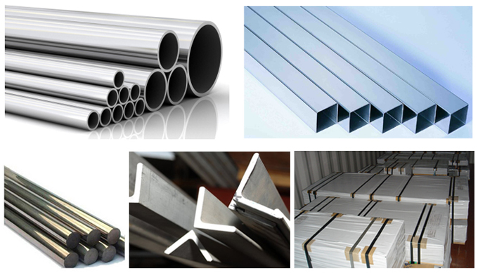 Other stainless steel - Products