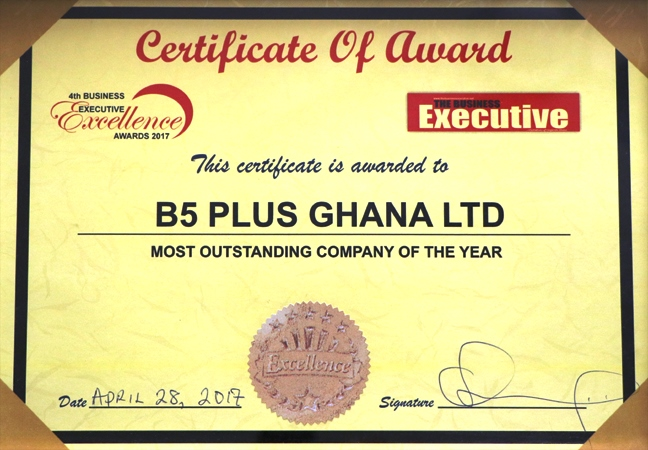 FOURTH BUSINESS EXECUTIVE EXCELLENCE AWARDS 2017 1 - Awards
