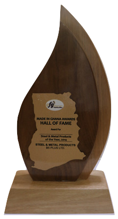 MADE IN GHANA AWARDS HALL OF FAME 2014 - Awards